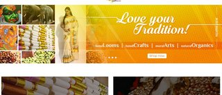 Retail cum e-commerce (like FabIndia) business based in Thrissur and Bangalore.