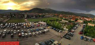 Diversified Albanian business operating shopping malls, retail outlets, and supermarkets is searching for a loan.