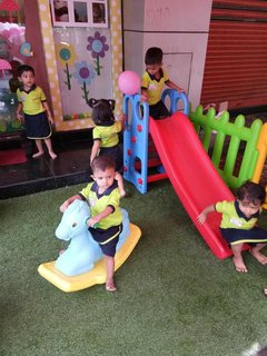 For Sale: Running preschool and activity centre in Mumbai with over 40 kids.