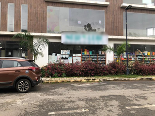 For Sale: Well maintained and profitable supermarket at the entrance of a gated villa community.