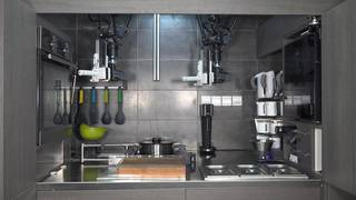 Licensed building contractors in Cyprus, require investment to start manufacturing of robotic kitchens.