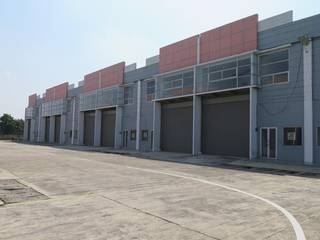 Warehouse and factory development company looking to joint develop the construction of new warehouses.
