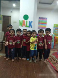 Franchise of an established preschool and daycare in Malad East, Mumbai having 19 enrolled kids.