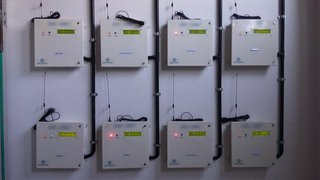 Sale of energy management product line with ongoing contract and visibility.