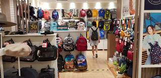 Retail & wholesale business of branded bags and backpacks having 6 stores in different shopping malls.