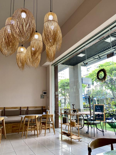For Sale: Cafe serving western cuisine, drinks, and coffee, located in a prime area in Saigon.