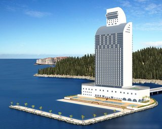 Business is seeking funds to construct a 7 star hotel in Dubrovnik, Croatia.