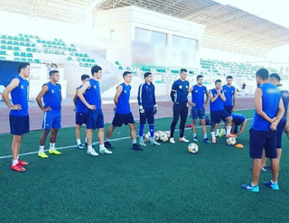 Football club based in Uzbekistan with a coaching academy, seeks funds to sign international players.