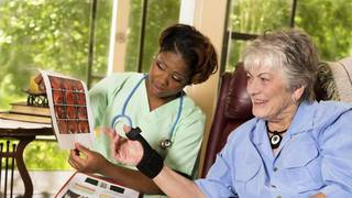 Home health care agency taking care of the elderly in Metro Atlanta, currently serving 4 clients.