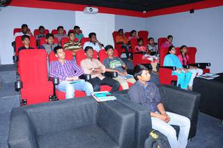 For Sale: Spoken English coaching center franchise with 25 seats mini-theatre in Nellore.