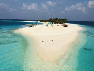 Long-term leasing opportunity of scenic green-field island in Maldives.