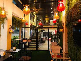 Restaurant & bar in a prime location of Bangkok, receiving 150-200 daily customers.