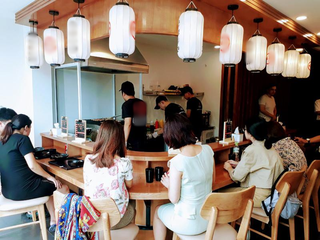 Quick-service restaurant brand that serves Japanese style fast-food with 2 locations in downtown Hanoi.
