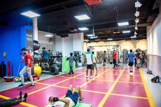 Family health and fitness club with almost 16,000 clients is looking to create more units.