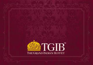 The Grand Indian Buffet (Tgib), Established in 2017, 1 Franchisee, Jaipur Headquartered