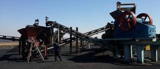 Coal mining company in South Africa seeking financial investment.