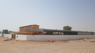 Prefabricated cabins, containers and low cost housing manufacturer.