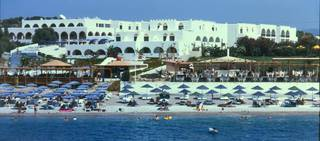 For Sale: A 4 star fully operational hotel with 230 rooms on a tourist beach.