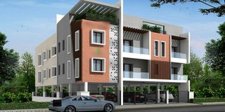 Residential real estate developer in Chennai, seeking funds for 2 ongoing projects.