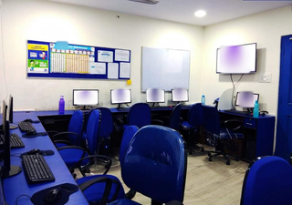 Computer training institute with 125 students currently and authorized by NSDC and Skill India.
