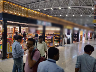 Travel retail company operating 80+ retail stores at airports with very high growth prospects.