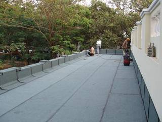 Company specializes in carrying out waterproofing for the commercial, residential and industrial buildings.