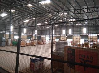 Industrial warehouse in Chakan MIDC, Pune, leased out to a reputed logistics company.