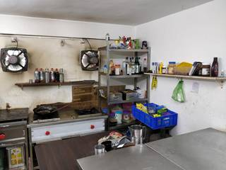 For Monthly Rent: A running cloud kitchen serving healthy fusion and carefree food.