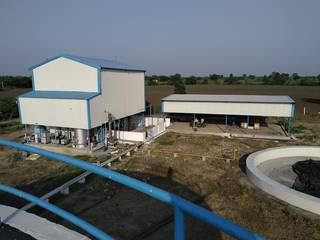 For Sale: Early stage renewable energy company producing bio-CNG and organic fertilizers in Vadodara, Gujarat.