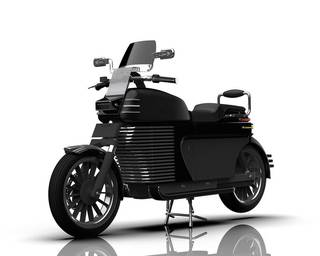 Electric two-wheeler manufacturing brand with patented technology seeking funds to enter the production phase.