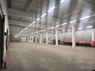 For Sale: 40,000 m2 industrial property of a hydroponics business with 11 greenhouses, warehouses, and offices.
