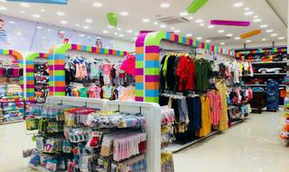 Franchise of a well-known baby products store seeks investment to open more stores.