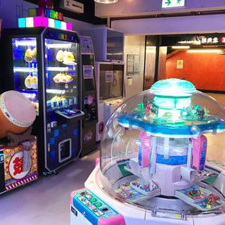 Company has 5 entertainment outlets in HK, offering team-building, event planning, and claw machine / arcade entertainment.