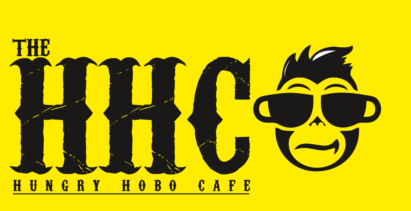 The Hungry Hobo Cafe logo