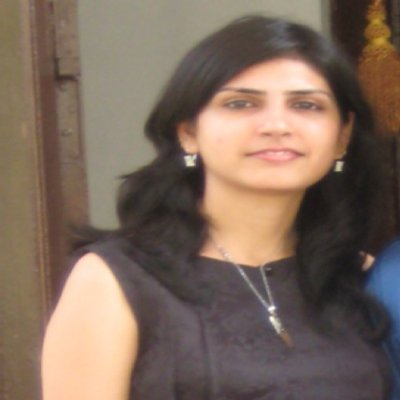 Malvika Paul, Vice President, Education, Pune